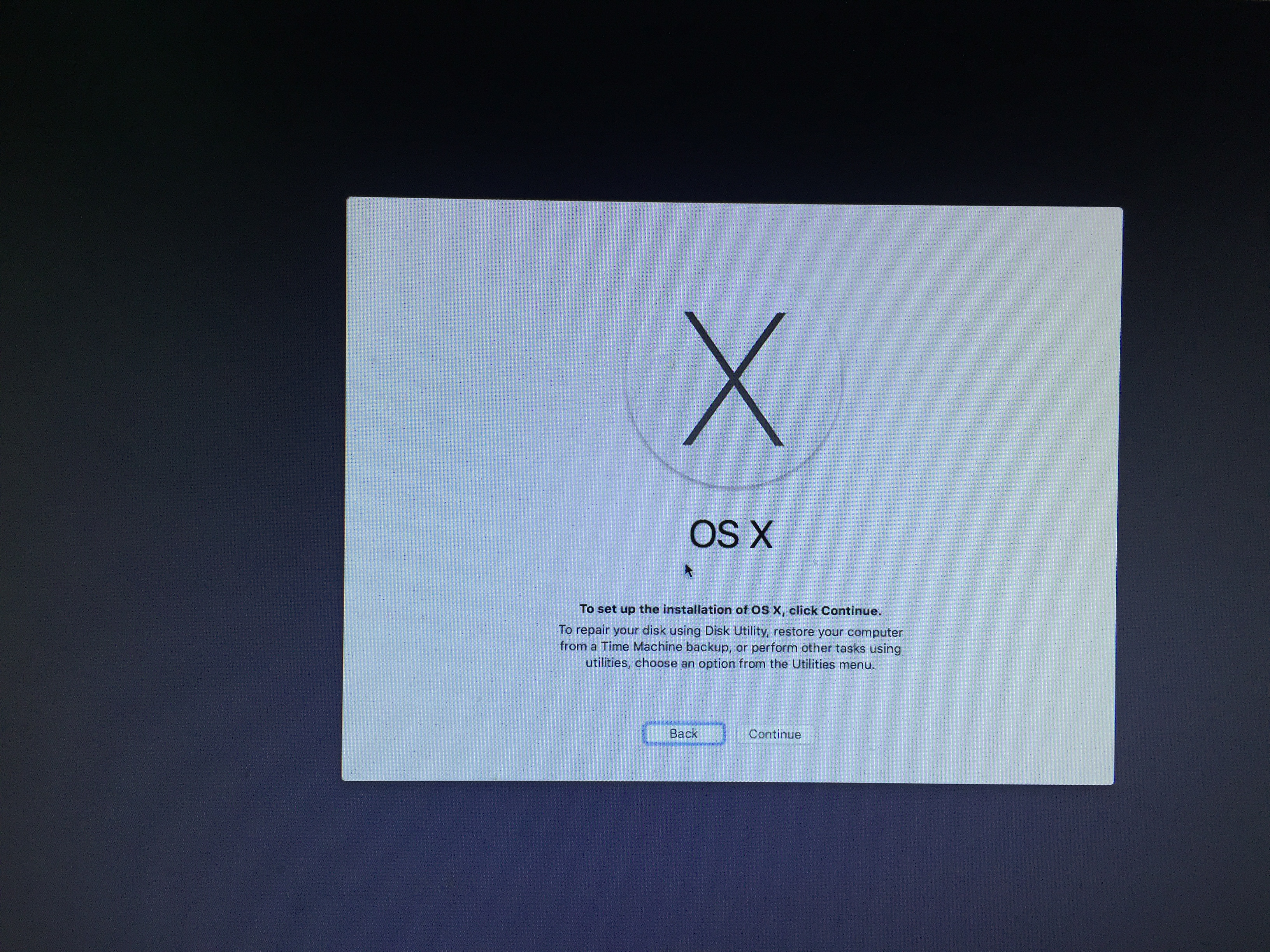 Installation Notes: Install OS X El Capitan 10 11 on Hackintosh
